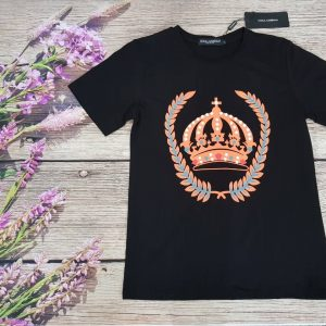 áo thun Dolce Đen