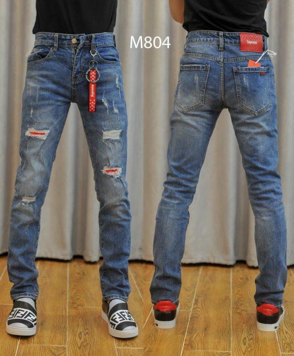 quần jean supreme M804