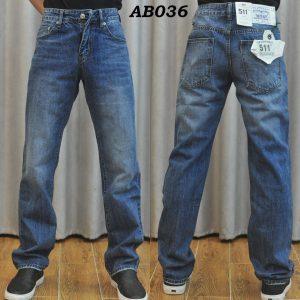 quần jean levi's AB036
