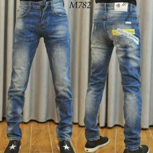 quần jean dolce M782