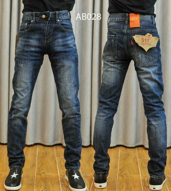 quần jean levi's ab028