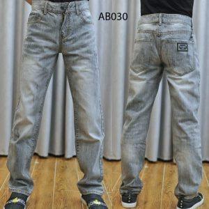 quần jean dolce ab030