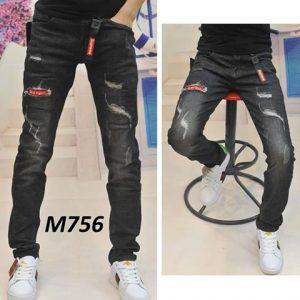 quần jean supreme M756
