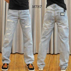 quần jean dolce M787