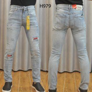 quần jean supreme H979