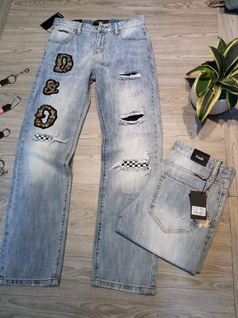 quần jean dolce 6511