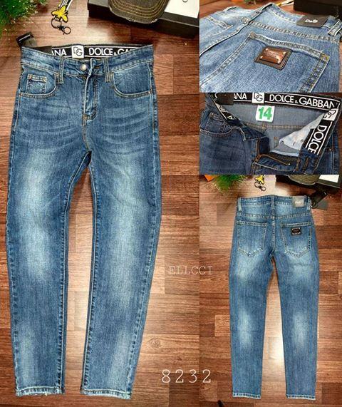 quần jean dolce 8232