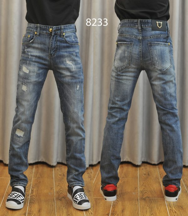 quần jean versace 8233