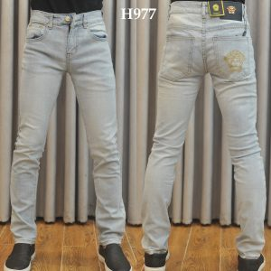 quần jean versace H977