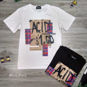 áo thun 91009 trắng