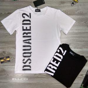 áo dsq2 91033 trắng