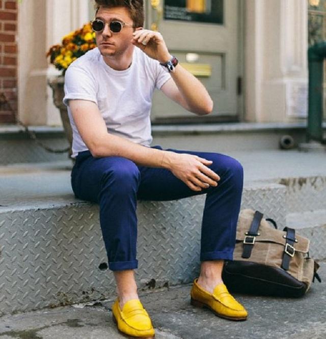 """Phối đồ với áo thun nam: 6+ Style cho chàng """"thử sức"""""""