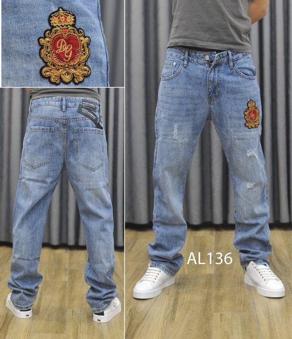 Quần jen Dolce&Gabbana AL136