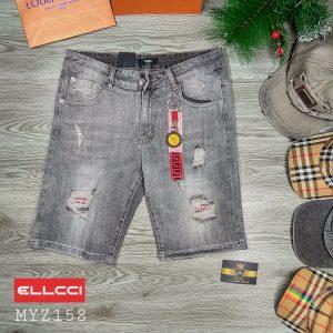 Cách phối đồ với quần short jean2