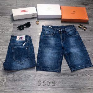 Cách phối đồ với quần short jean