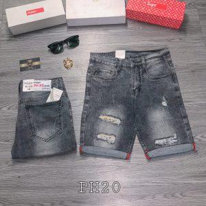 Cách phối đồ với quần short jean3
