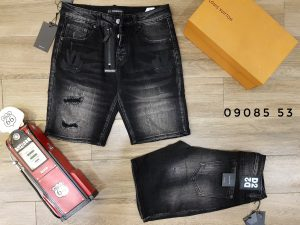 Cách phối đồ với quần short jean8