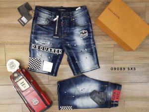 Cách phối đồ với quần short jean9