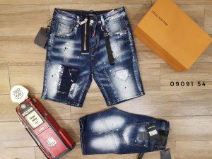Cách phối đồ với quần short jean7