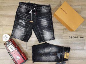 Cách phối đồ với quần short jean11