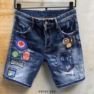 Cách phối đồ với quần short jean12